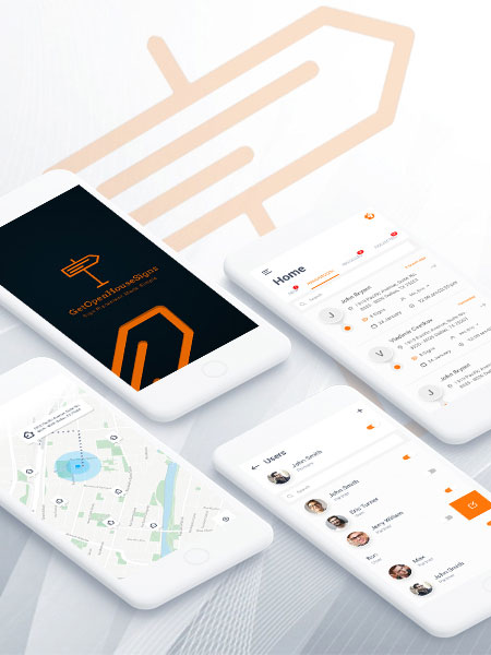 get open house ios app development